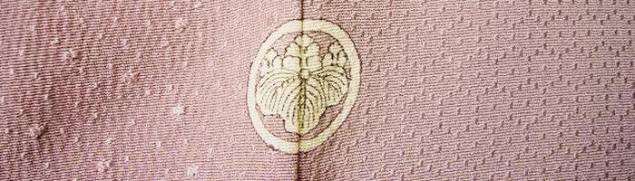 着物の紋って何?着物初心者が戸惑う紋の格と種類