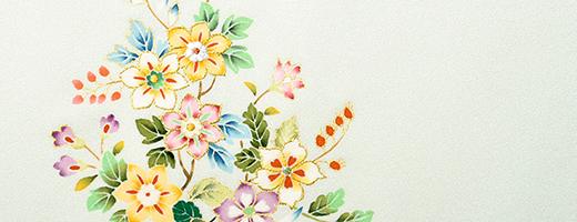 東京友禅や東京染小紋は東京を代表する染織物