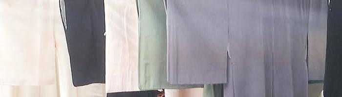 着物の状態の良さが高値に繋がってくる!大事な保管方法